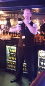Ireland 101: Image of Guinness Connoisseur Experience.