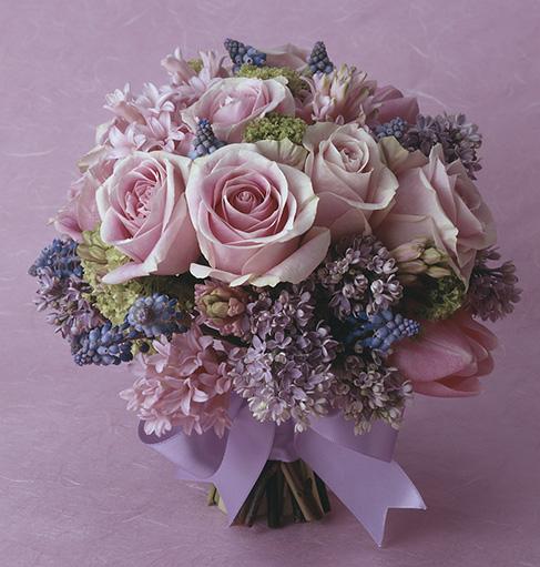 102.Bouquet.lilac