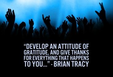 [VIDEO] Attitude of Gratitude – 4 Step System