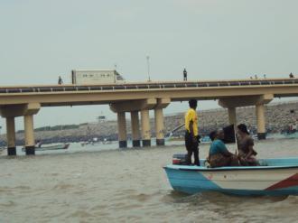 Koodankulam Fishermen protest