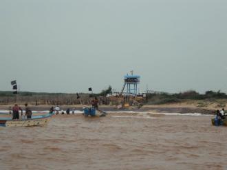 Koodankulam Fishermen protest 7