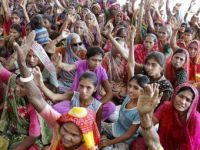 Villagers' struggle intensifies in Gujarat against the American nuclear project