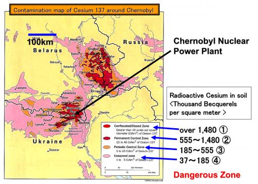 chernobyl map