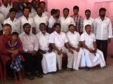Koodankulam antinuclear convention, in Idinthakarai