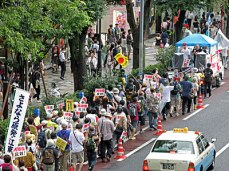 No Nukes Day Tokyo June 28 2014 - 15