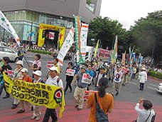 No Nukes Day Tokyo June 28 2014 - 17