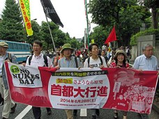 No Nukes Day Tokyo June 28 2014 - 6