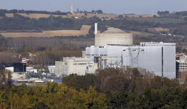 French power stations are under attack. It could happen here. Regis Duvignau/Reuters