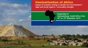 nuclearization of africa