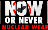 Support a ban on nuclear weapons, if you abhor chemical attacks