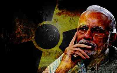 """Modi Govt's announcement for setting up ten new Nuclear Plants is a dangerous hype"": NAAM"