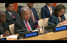 Establishing a Middle East Zone Free of Nuclear Weapons – UN Chief's Statement