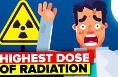 What Happens When Your Body Receives High Radiation Dose? [Animation]