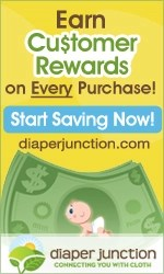 diaper junction - best cloth diaper stores - save money | Where to Get the Best Cloth Diaper Deals? Where to shop for cloth diapers. Buying cloth diapers and saving money.
