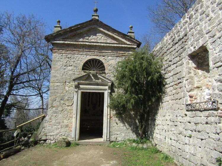 chiesetta di Sant'Antonio Abate