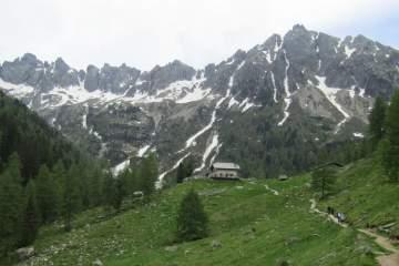 rifugio Caldenave