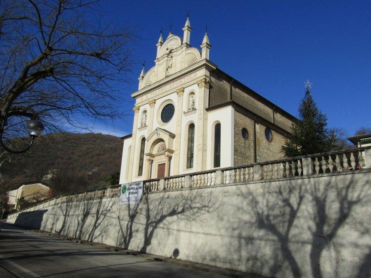 chiesa di Mossano