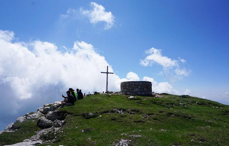 croce del monte Stivo