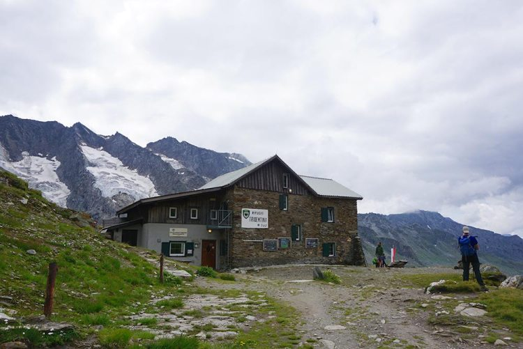 rifugio Tridentina