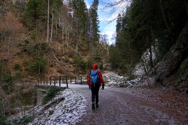 trekking al rifugio Chiggiato