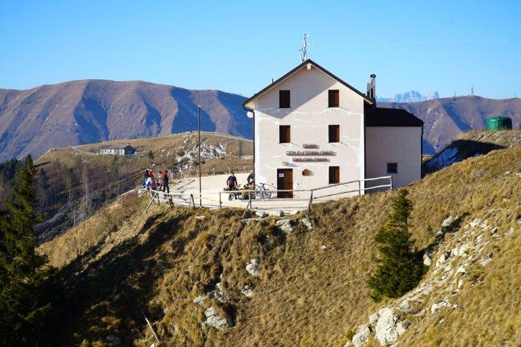 rifugio Città di Vittorio Veneto