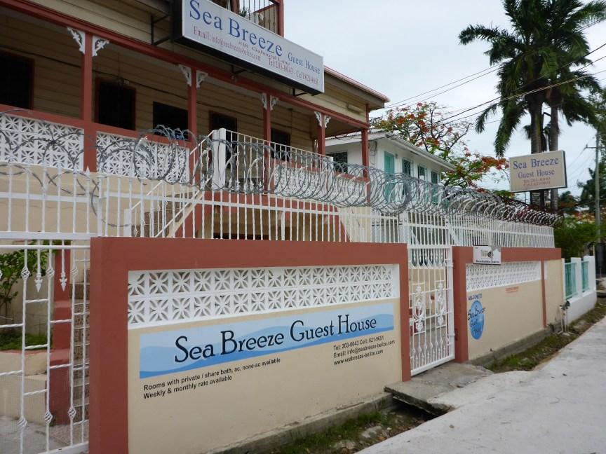 Sea Breeze Guesthouse Belize City