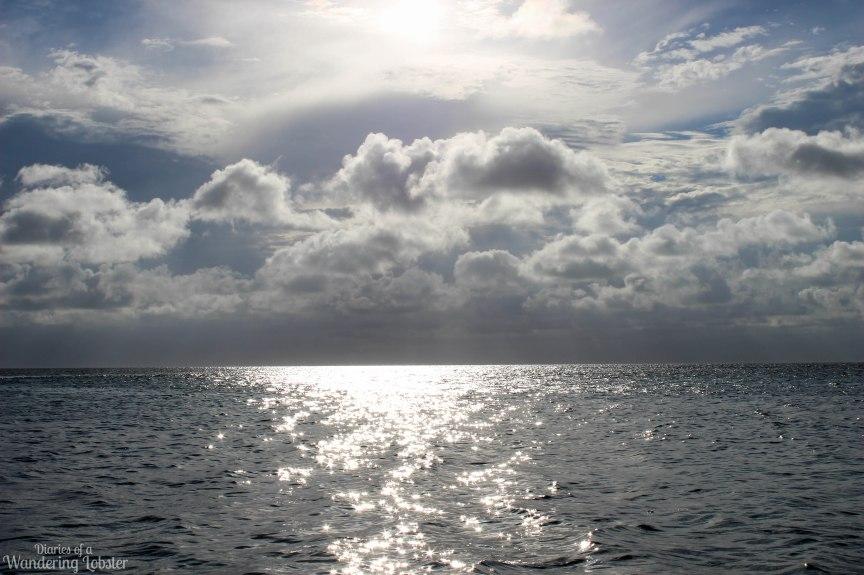 Caye Caulker Belize open water