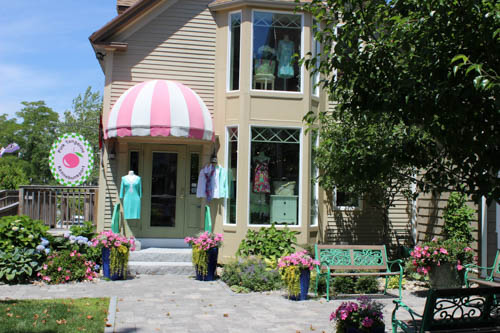 Shopping for Lilly Pulitzer