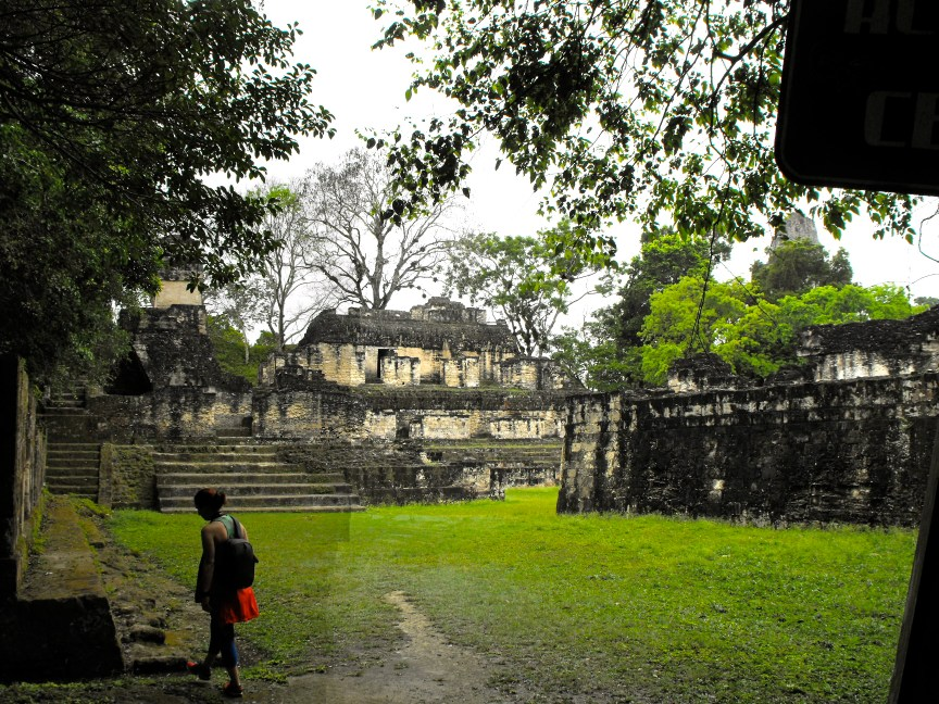 Tikal National Park ruins