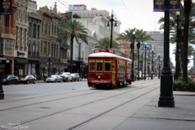 canal street trolley new orleans