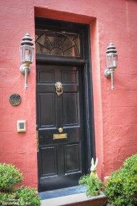 Charleston door