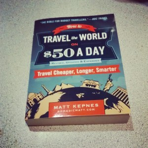 The 2nd edition of How to Travel the World on $50 a Day