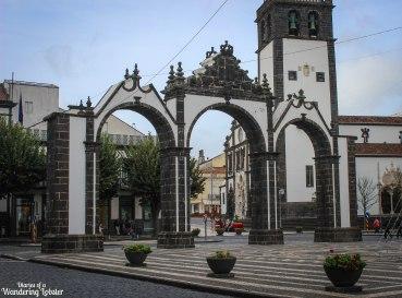 Portas da Cidades Ponta Delagada