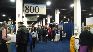 Welcome to the chaos of the Boston Globe Travel Show