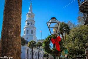 St. Michael's Church Charleston