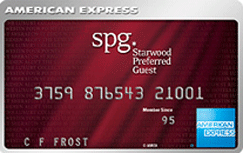Starwoods Preferred Guest