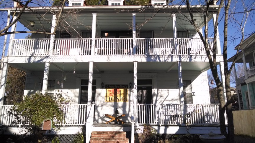 [img] NotSo Hostel Charleston on a budget