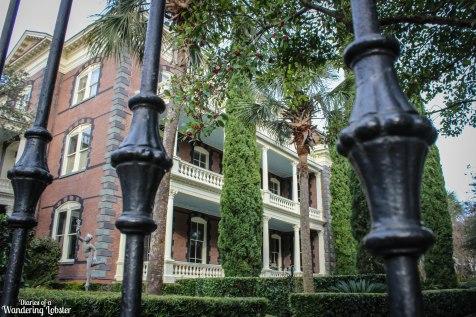 Calhourn Mansion Charleston