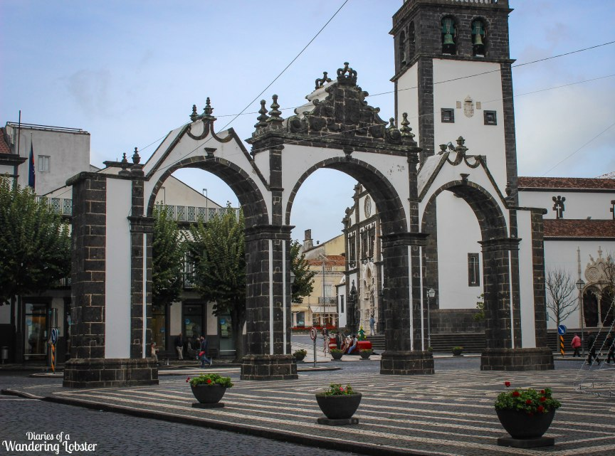 Gates of the City Ponta Delgada