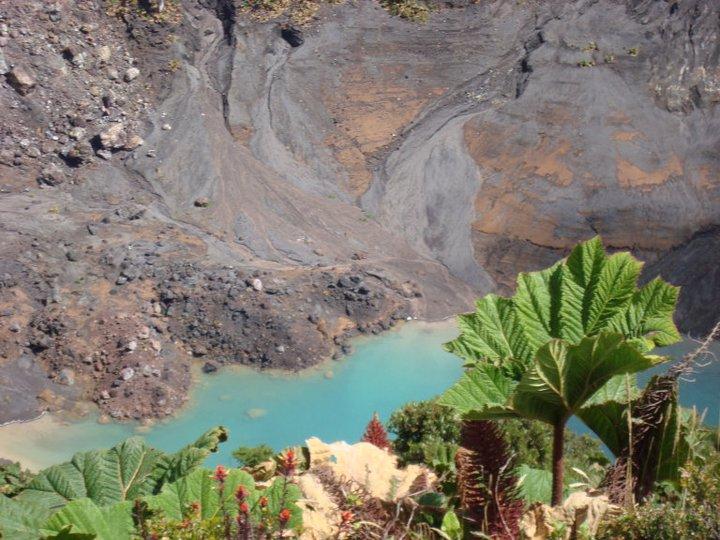 Irazu Volcano Costa Rica Diego la haya