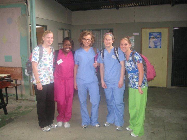 medical students medical mission