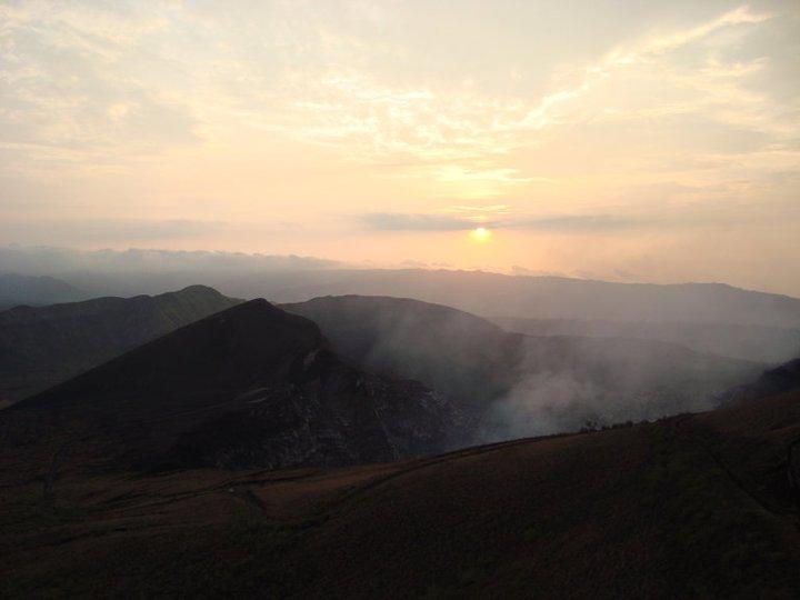 Mayasa at Sunset