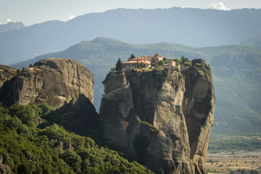 Image result for train to meteora