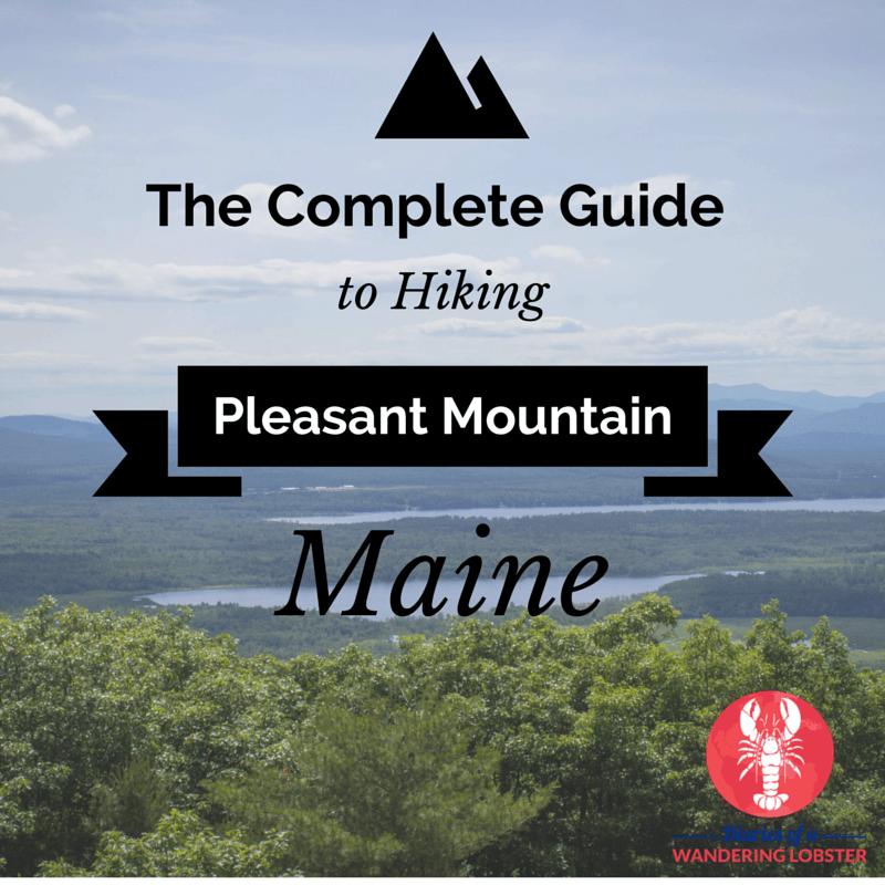 Pleasant Mountain Maine