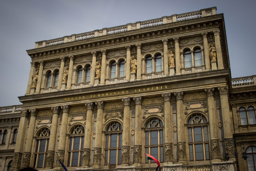 Free walking tour of Budapest