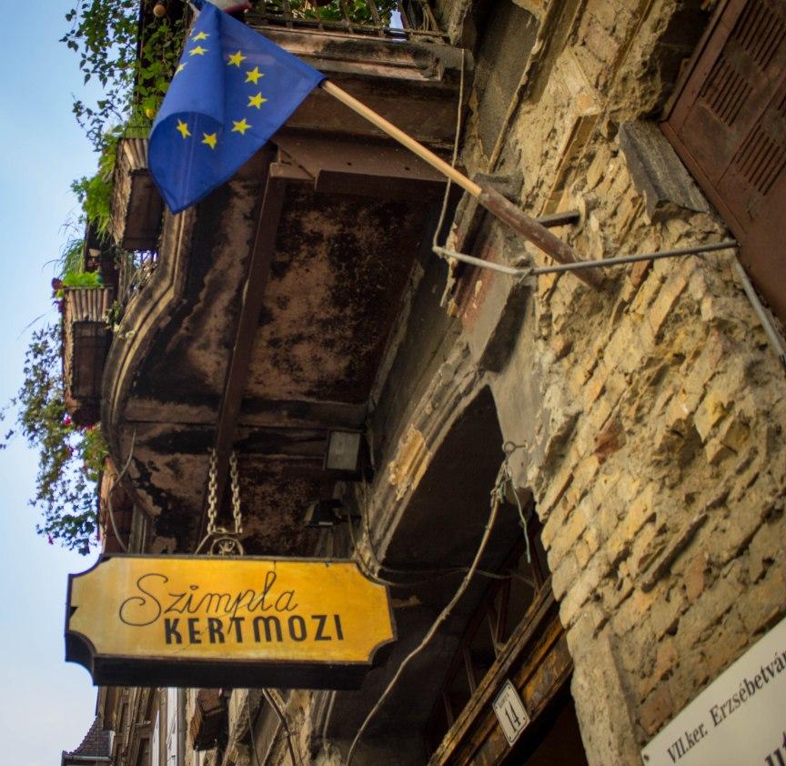 Szimpla Kert Budapest