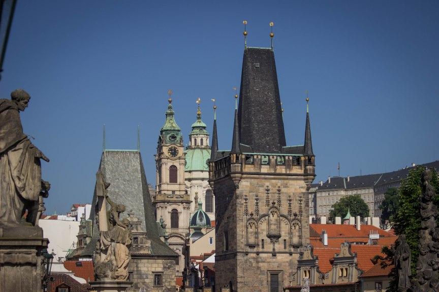 Prague city of 1000 spires