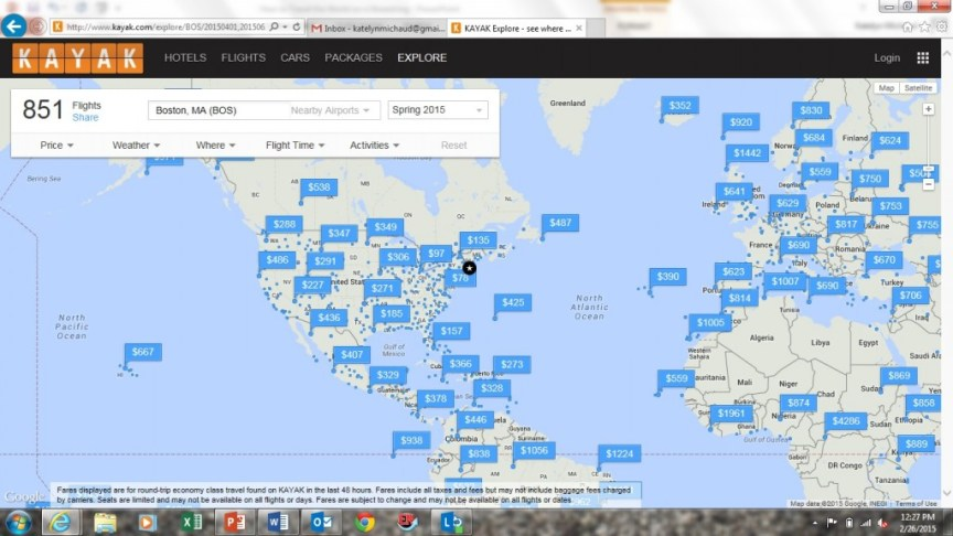 Kayak Explore How to Find Cheap Flights