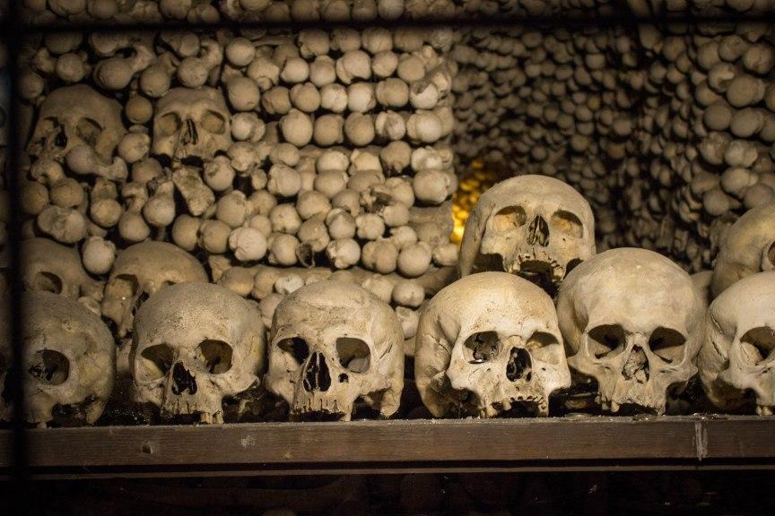 Kutna Hora Czech Republic Bone Church travel photos of 2015