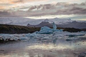 Glacier Lagoon Iceland travel photos of 2015 South Coast and Jokulsarlon Lagoon